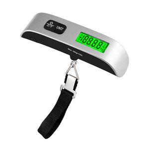 Multifunction Portable Digital Luggage Scale