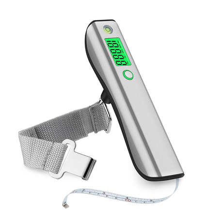Stainless Steel Digital Luggage Scale